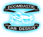 Logo: Boombastic Car Design